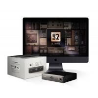 Universal Audio UAD 2 Satellite Octo Ult  9 TB3
