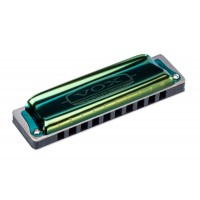 VOX Continental Harmonika A Dark Green British Bul