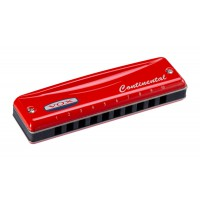 VOX Continental Harmonika D Continental Red