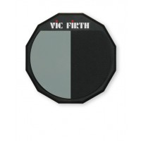 Vic Firth PAD12H Practice Pad Hard Surface