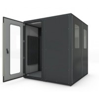 Vicoustic VicBooth Ultra Control Room Black