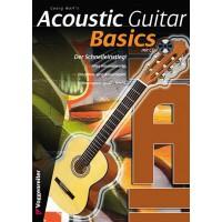 Voggenreiter Acoustic Guitar Basics von Georg Wolf