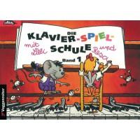 Voggenreiter Die Klavier Spiel Schule 1 M  Feils