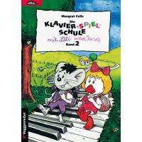 Voggenreiter Die Klavier Spiel Schule 2 M  Feils
