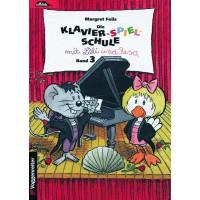 Voggenreiter Die Klavier Spiel Schule 3 M  Feils