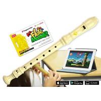 Voggenreiter Flute Master App mit Blockfl    te Kunst