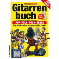 Voggenreiter Gitarrenbuch von Peter Bursch   CD
