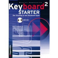 Voggenreiter Keyboard Starter 2 Bessler Opgenoorth