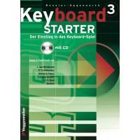 Voggenreiter Keyboard Starter 3 Bessler Opgenoorth