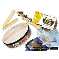 Voggenreiter Rhythmic Village Percussion Set