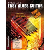 Voggenreiter Svensons Easy Blues Guitar DVD