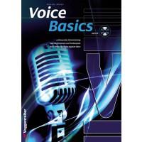 Voggenreiter Voice Basics von Renate Braun   CD