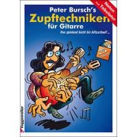 Voggenreiter Zupftechniken f  Gitarre Peter Bursch