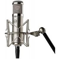 Warm Audio WA 47jr Silver FET Condeser Mic