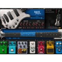 Waves Bass Fingers License