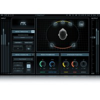 Waves NX Virtual Mix Room over Headphones License