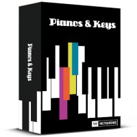 Waves Pianos   Keys License Bundle
