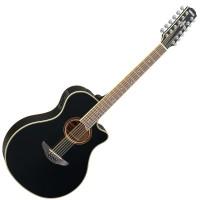 Yamaha APX 700 II 12 BL Black