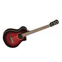 Yamaha APX T2 DRB Dark Red Burst