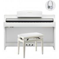 Yamaha CSP 150 white Piano Bundle  5 Jahre Garanti