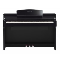 Yamaha CSP 170 black polished Piano  5 Jahre Garan