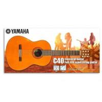 Yamaha C 40 Standard Pack