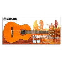 Yamaha C 40 Standard Pack Natural
