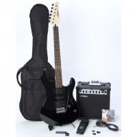 Yamaha ERG 121 GP II BL Gitarren Amp Set Black