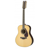 Yamaha LL 16 12 A R E 12 String Natural
