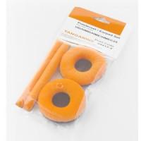 Zomo HD 25 Polsterset Velour Tangerine
