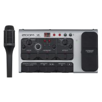 Zoom V6 Multi Effects Vocal Processor