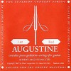 Augustine Red Medium Tension Einzelsaite 5. A