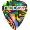 Boss BPK 12 AM Picks Abalone Medium 12er
