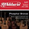 D'Addario EJ17 Phosphor Bronze Wound .013 - .056