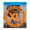 D'Addario EXL110 Nickel Round Wound .010 - .046