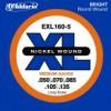 D'Addario EXL160-5 Longscale 5 String .050 - .135