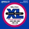 D'Addario EXL170-5 Longscale 5 String .045 - .130