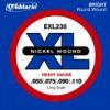 D'Addario EXL230 Longscale Nickel .055 - .110