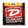 Dunlop DAB1048 .010-.048 Bronze Extra Light