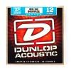 Dunlop DAB1254 .012-.054 Bronze Light