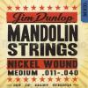Dunlop DMN1140 Mandoline 8 St. .011 - .040 Nickel
