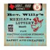 Dunlop RWN0942 Reverend Willy's .009 - 042 Nickel