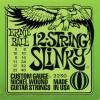 Ernie Ball 2230 8-45 12 String Slinky Nickel