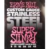 Ernie Ball 2248 9-42 Super Slinky Stainless
