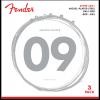 Fender 250L NPS Ball End 9-42 3 Pack