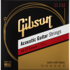 Gibson Acoustic Guit Strings 11-52 (80/20 Bronze)