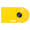 Serato Ersatz Vinyl Performance Yellow