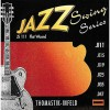 Thomastik JS111 11-47 Flat Wound Ac. Jazz Swing
