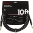 Fender Deluxe Cable Straight Black Tweed 3m