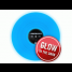 Native Instruments Traktor Scratch Vinyl Blue fluo